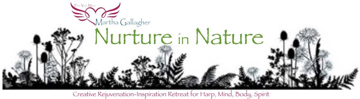 Nurture in Nature Harp Retreat